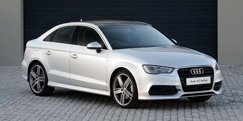 Νέο Audi A3 Sedan