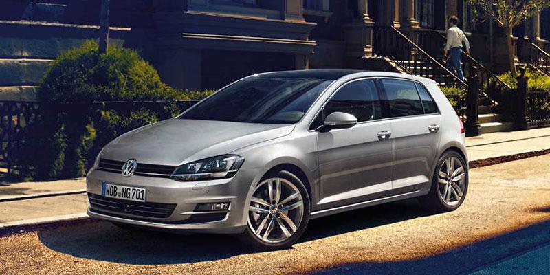 Νέο Volkswagen Golf 7