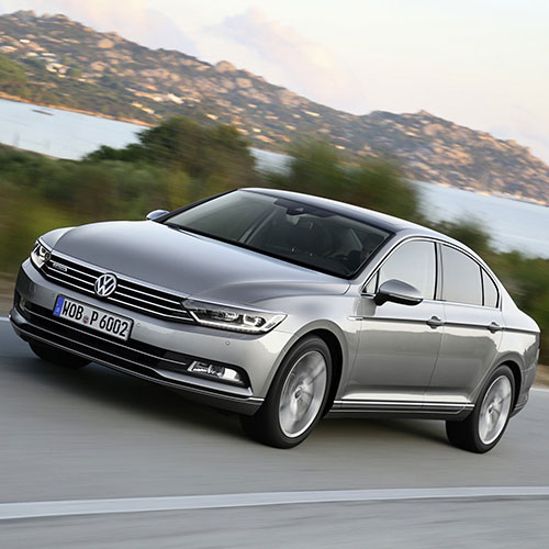 Volkswagen Passat - Car of the year 2015