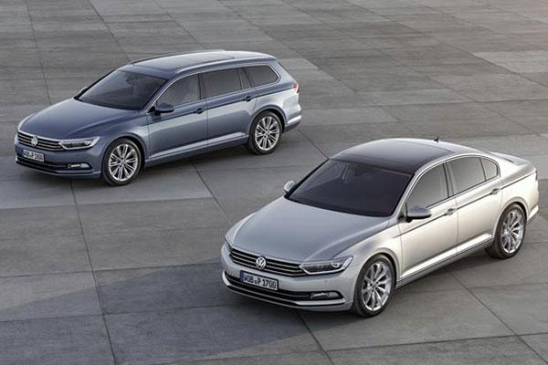 Νέο Volkswagen Passat Hybrid