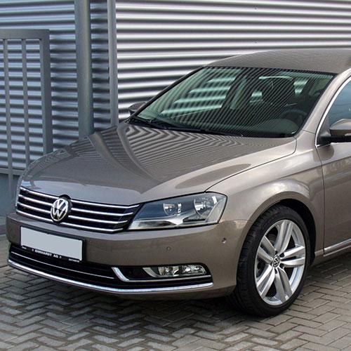 Παγκόσμια Παρουσίαση του Volkswagen Passat στην Πύλο