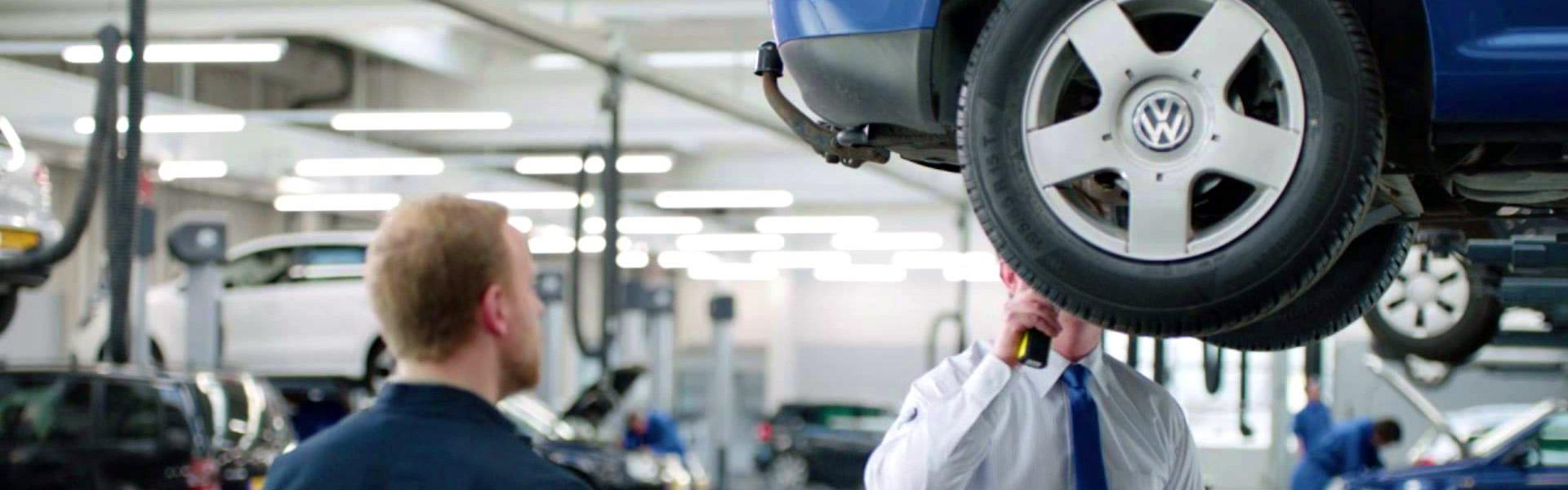 Εξουσιοδοτημένο Service Audi, Volkswagen, Skoda
