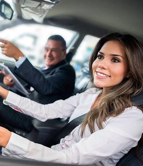 Test Drive - Audi, Volkswagen, Skoda
