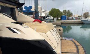 Ενοικίαση Σκαφών Sunseeker Predetor 62